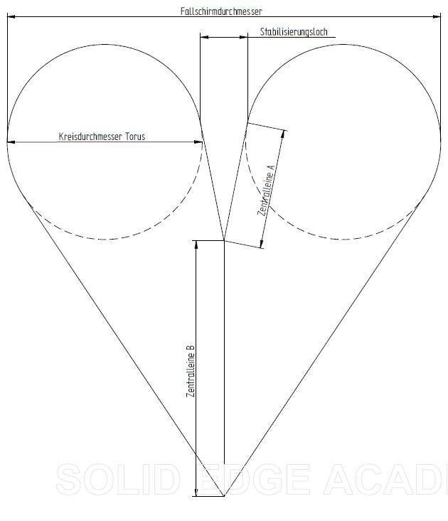 Raketenmodellbau.org - Forum - Fallschirm Schnittmuster Software