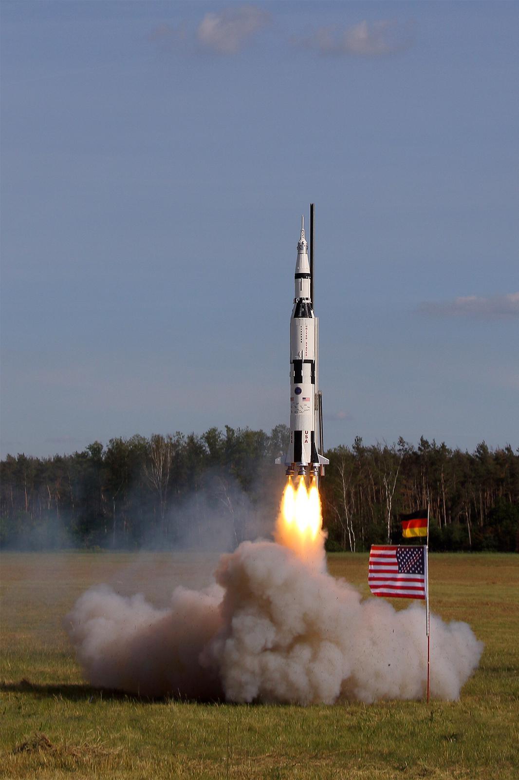 Advanced Rocketry Rocket Not Launching